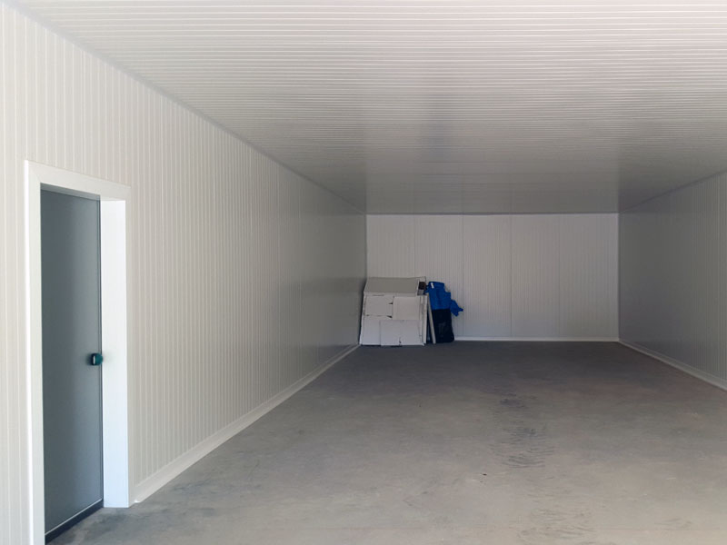 Panneaux de chambre froide top tarif duune chambre froide for Panneau chambre froide
